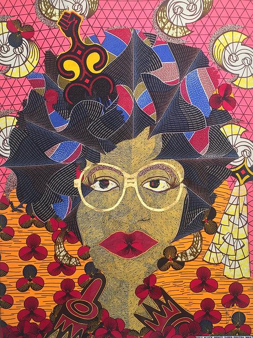 Limited Edition A3 Fine Art Giclée Prints. Soul Sister