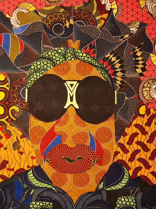Limited Edition A3 Fine Art Giclée Prints.-Soul Brother