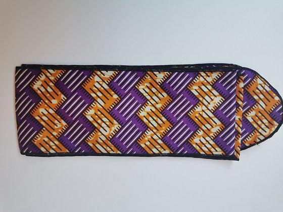 Turbantes Tela Africana Wax N.5