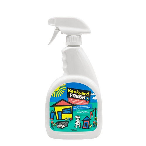 Backyard Fresh 750ml