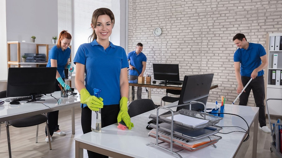 Commercial Cleaners | Cleansmart