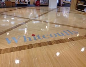 Whitcoulls Floor Polish