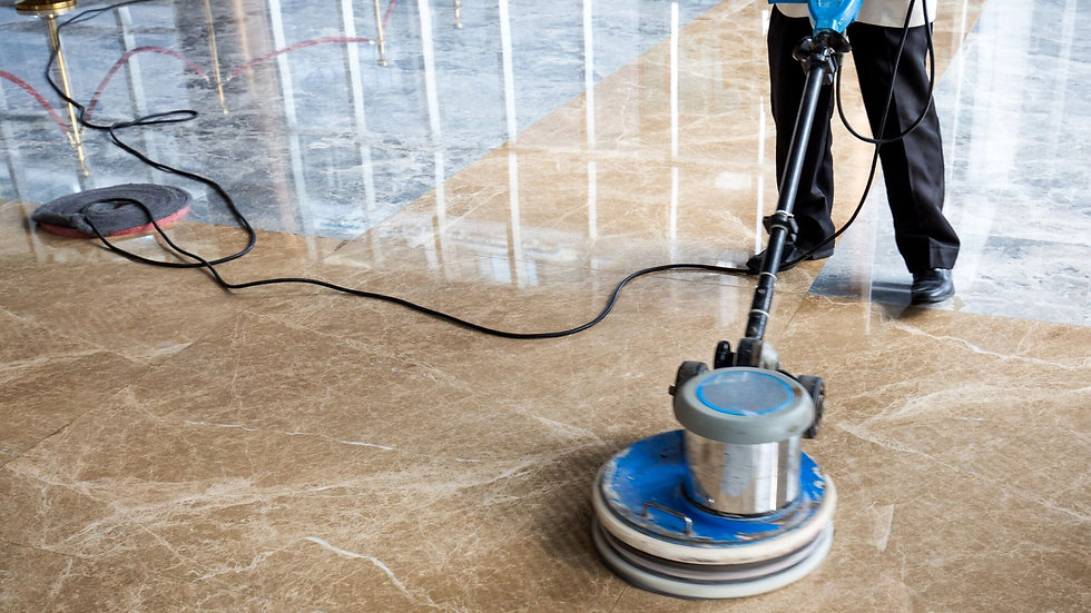 Cleansmart Polishing Floors