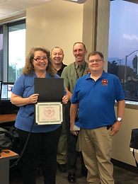 Dispatcher Award Picture