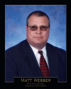 Matt J. Webber, 2005