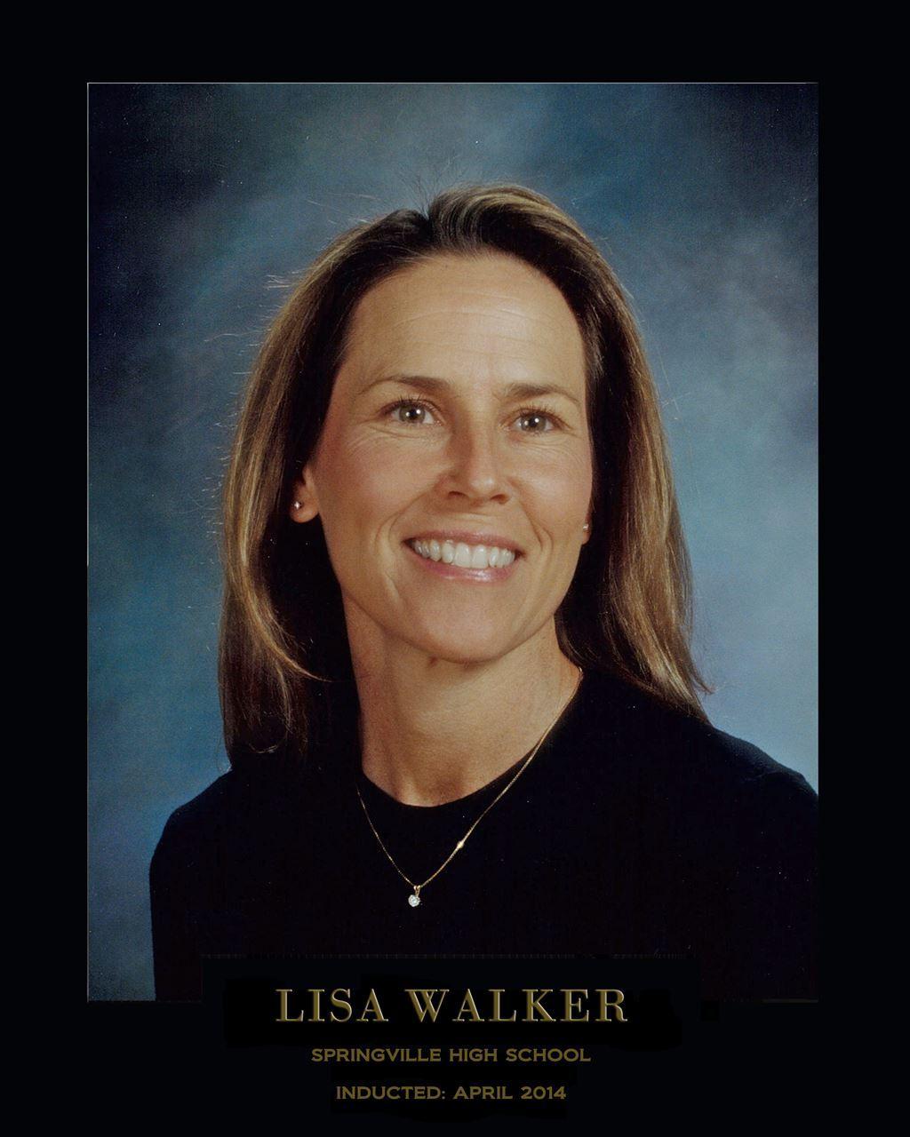 Lisa Walker, 2014