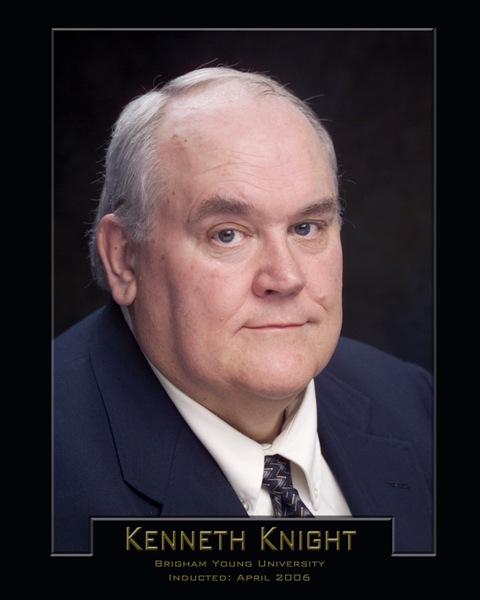 Kenneth L. Knight, 2006