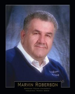Marv Robertson, 2003