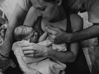 Baby Jameson's Birth, November 2018