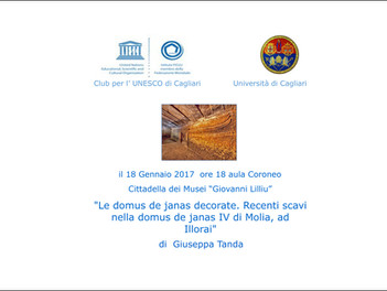 Le domus de janas decorate. Recenti scavi nella domus de janas IV di Molia a Illorai