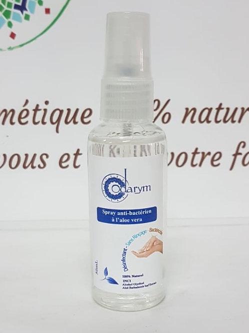 Gel hydroalcoolique 50ml