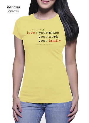 love : your place work family for her