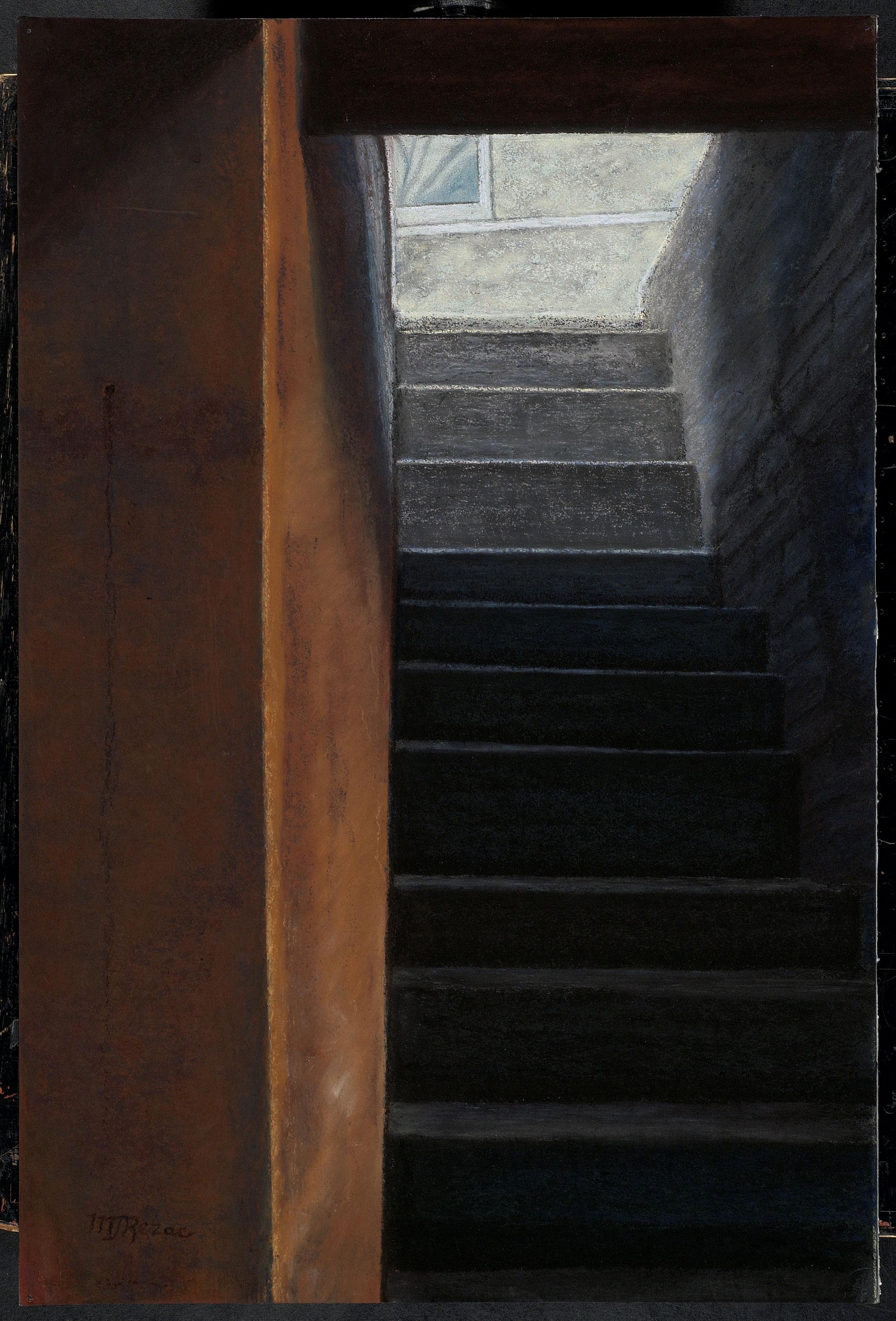 Cellar Stairwell, 2005