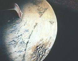 Feed Barrel, 24x30, 2005