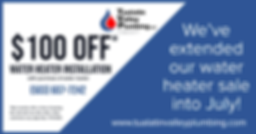 $100 off water heaters july.png