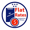 flat-rates-no-surprises-icon-solid-backg