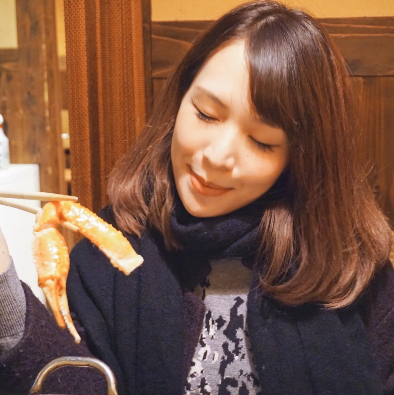 乾Girl 推薦【大阪!蟹しぐれ極嘗體驗】