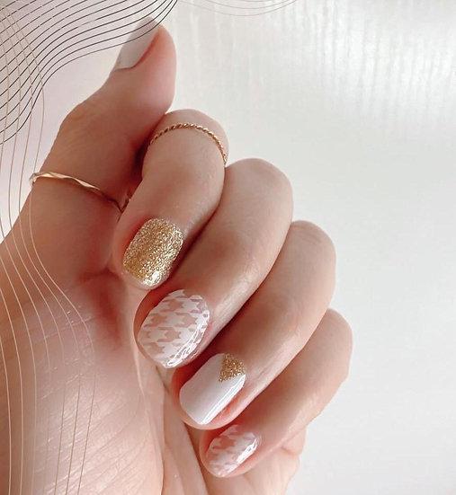 Nail Wraps  Style 1 -美甲貼紙-