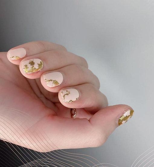 Nail Wraps  Style 2 -美甲貼紙-