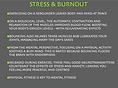 rebounding health benefits for stress & burnout