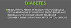 rebounding health benefits for diabetes