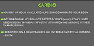 rebounding health benefits for cardio system