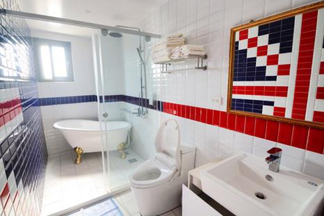 204英倫風浴室