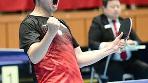 狂賀~ 榮獲110年度桌球國家代表選手