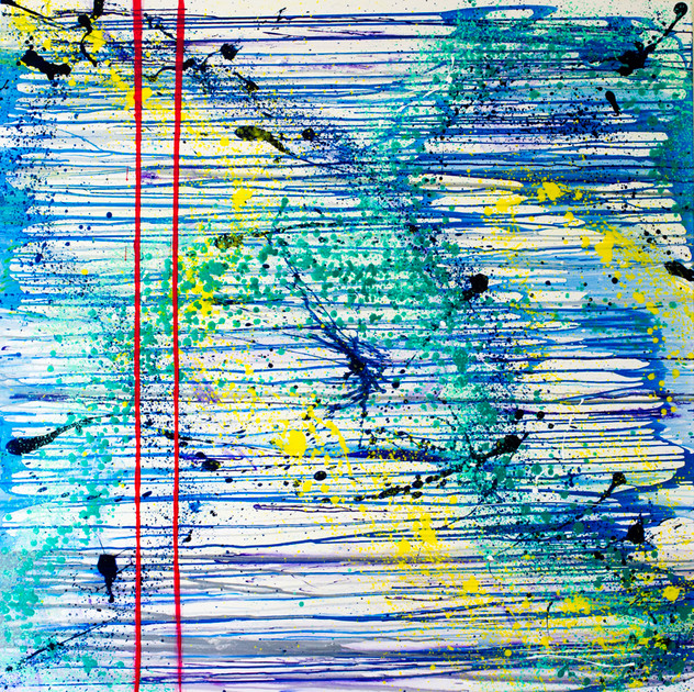 Zen State | Acrylic on Canvas
