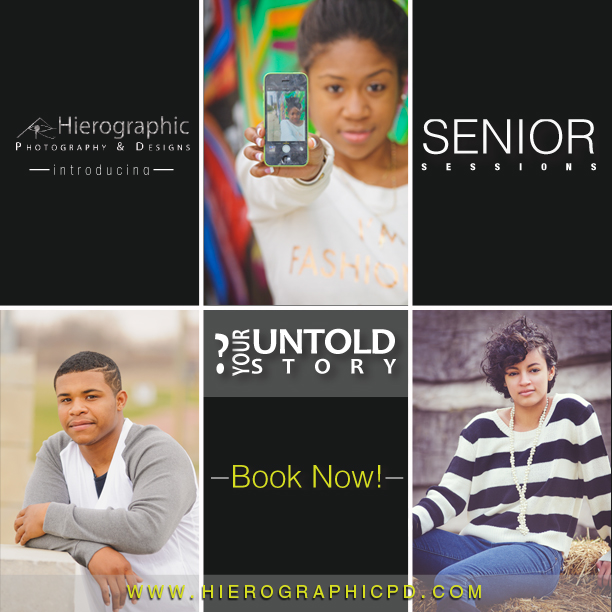 Senior Portraits W/HPD