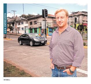 Entrevista sobre sustentabilidad en las ciudades sureñas.