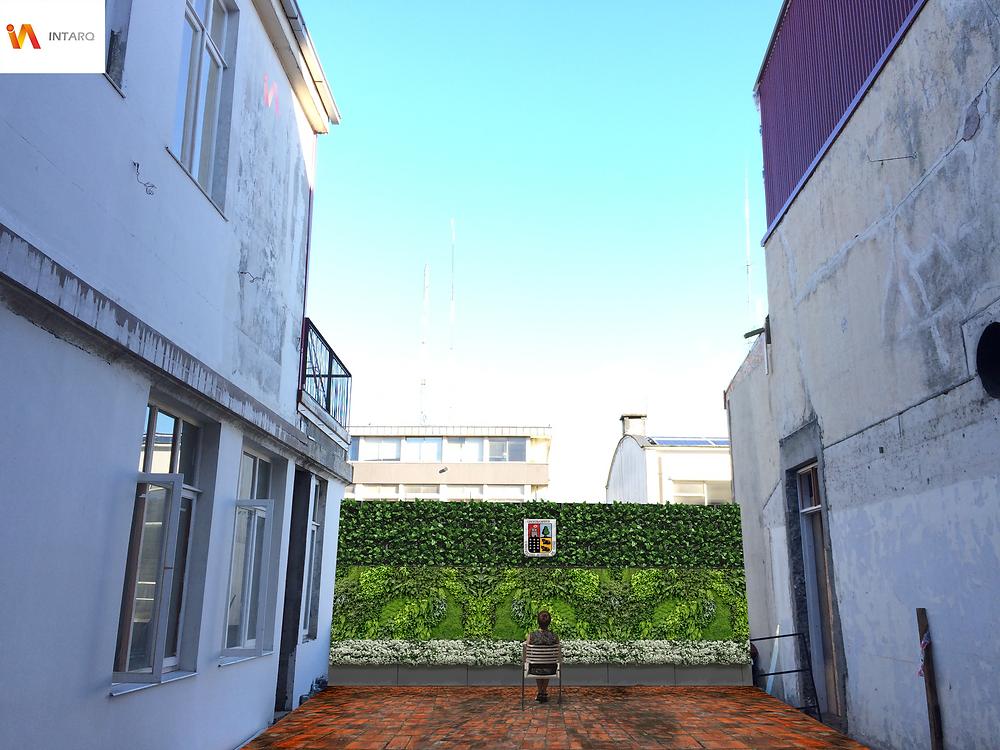 Muro verde para UACH