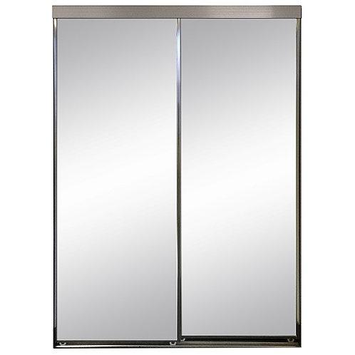 Framed Mirror Sliding Doors