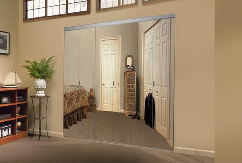 Mirror Bifold Doors