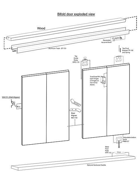 Hardware - wood ground
