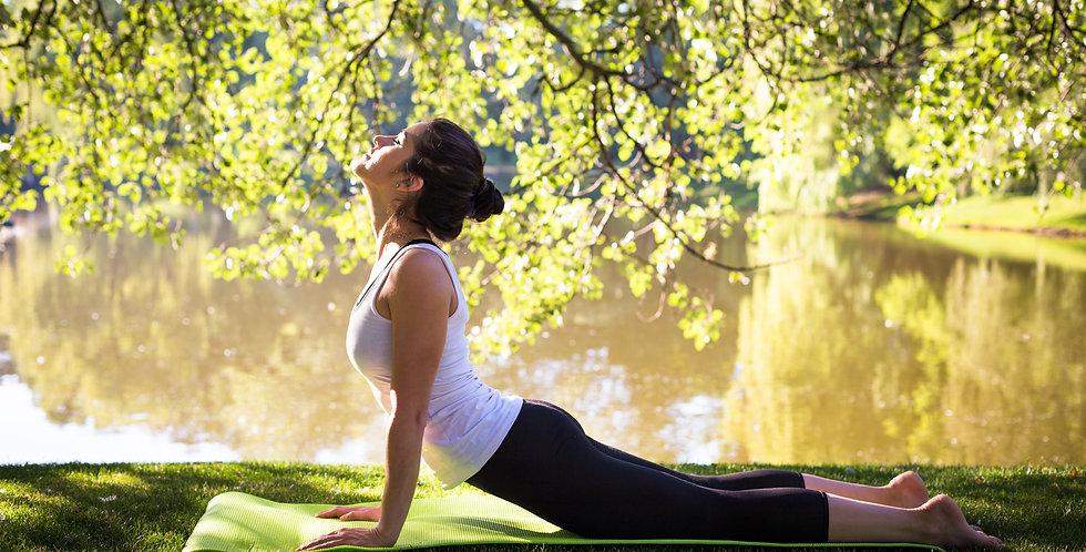 Mindful Yoga Online (Adults)