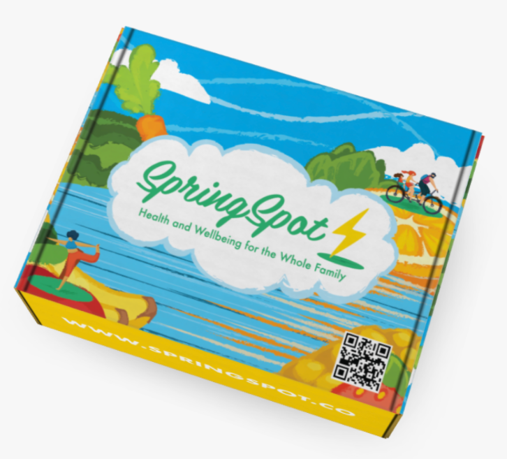 Spring Break Camp Box - For 6+ and Mighties