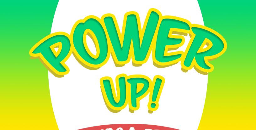 Power Up!  Kids Card Game - Kids Yoga Edition