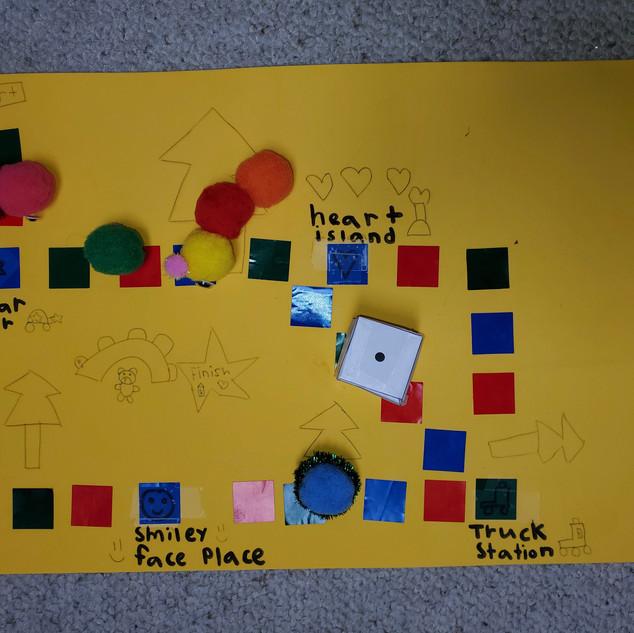 Builders and Creators: Board Game