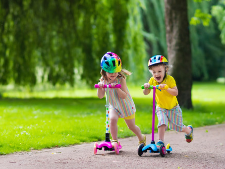 Why Movement Matters for Your Kids
