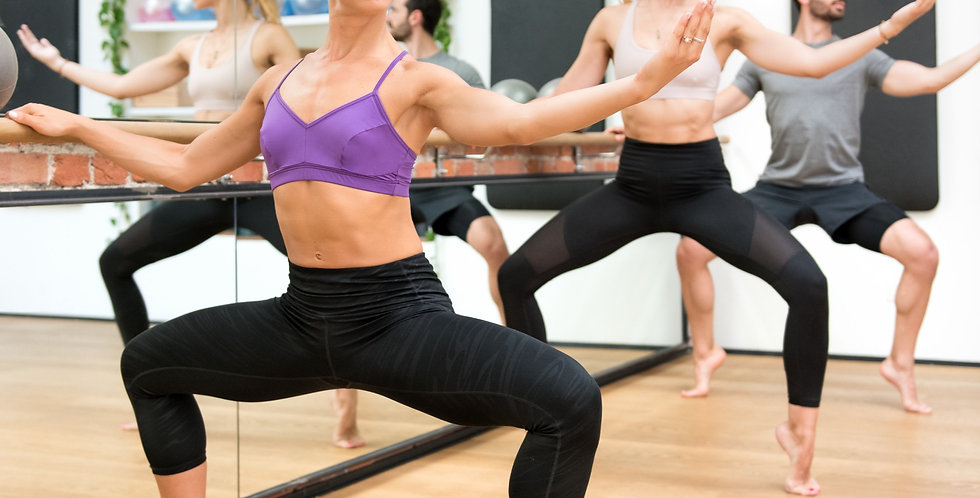 Barre and Tone (Adults) - Drop In