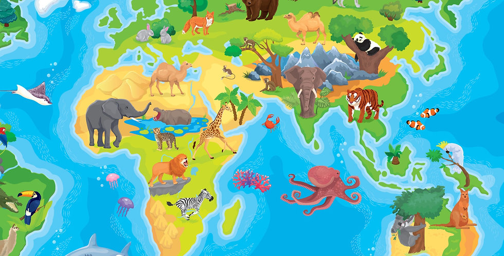 Session 2: Animal Explorers (Sep 29-Oct 22) - Pacific Time