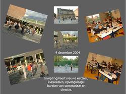 Inwijdingsfeest 2004