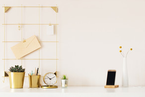 5 Tips to Create an Enjoyable Workspace at Home