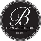 Blume Archiecture Logo
