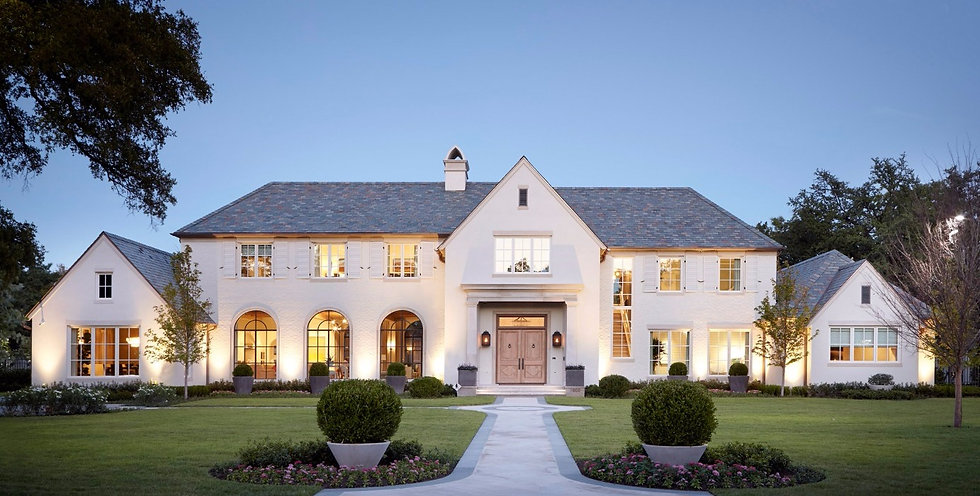 Classical Architecture | Dallas County | Blume Architecture