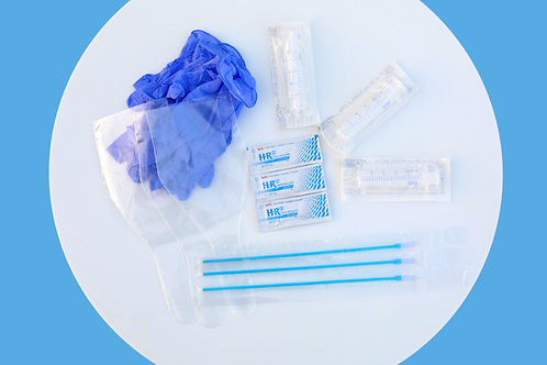 "Canine Collection and AI kit (3 pack)-with ""the blue flexible pipette"""