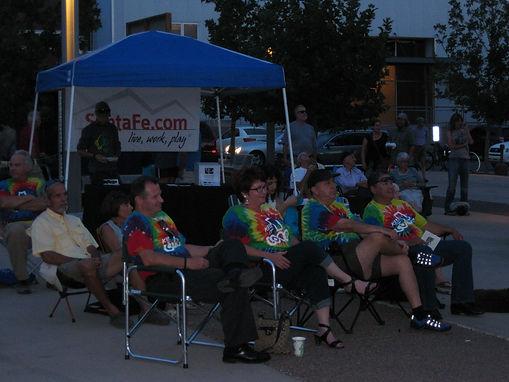 Santa Fe Band Stand Concert