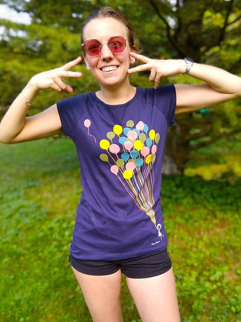 """T-shirt Bio """"Balloon"""""""