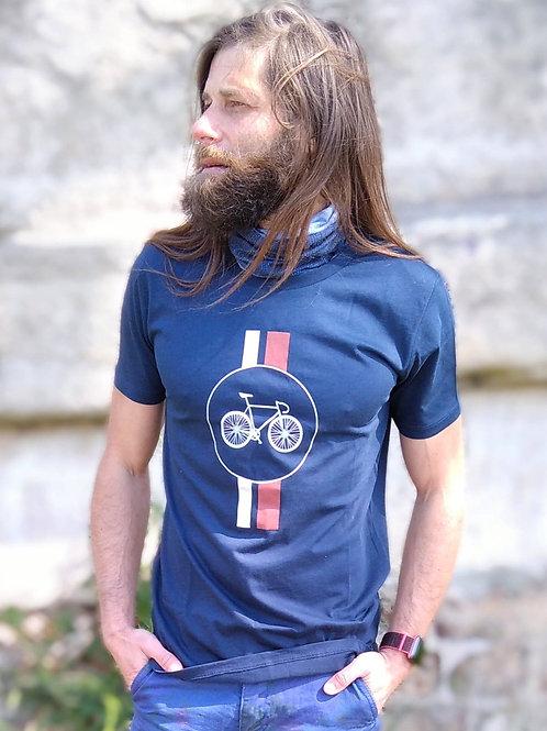 """T-shirt Bio """"Bike Highway"""""""